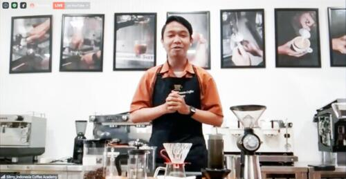 Talk Show on Climate Change in a Cup of Coffee