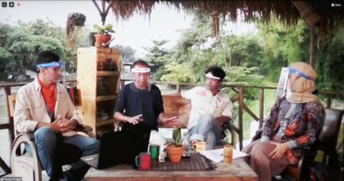 Traditional Wisdom & Cultural Performance on River Protection