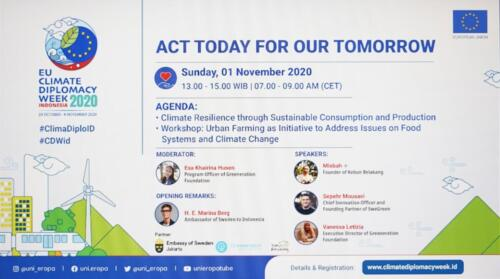 Climate Resilience through Sustainable Consumption and Production-2